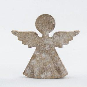 Drevený anjel