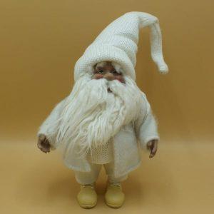 Postavička Mikuláš s bradou 33 cm