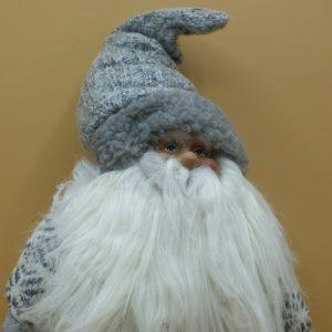 Postavička Mikuláš s bradou