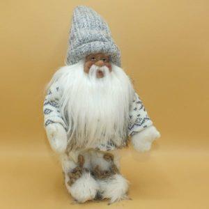 Postavička Mikuláš s bradou 40 cm