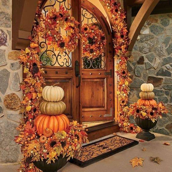 10 originálnych nápadov, ako si spríjemniť váš domov počas jesenných dní.