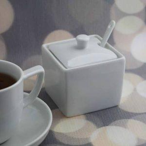 Porcelánová cukornička 200 ml