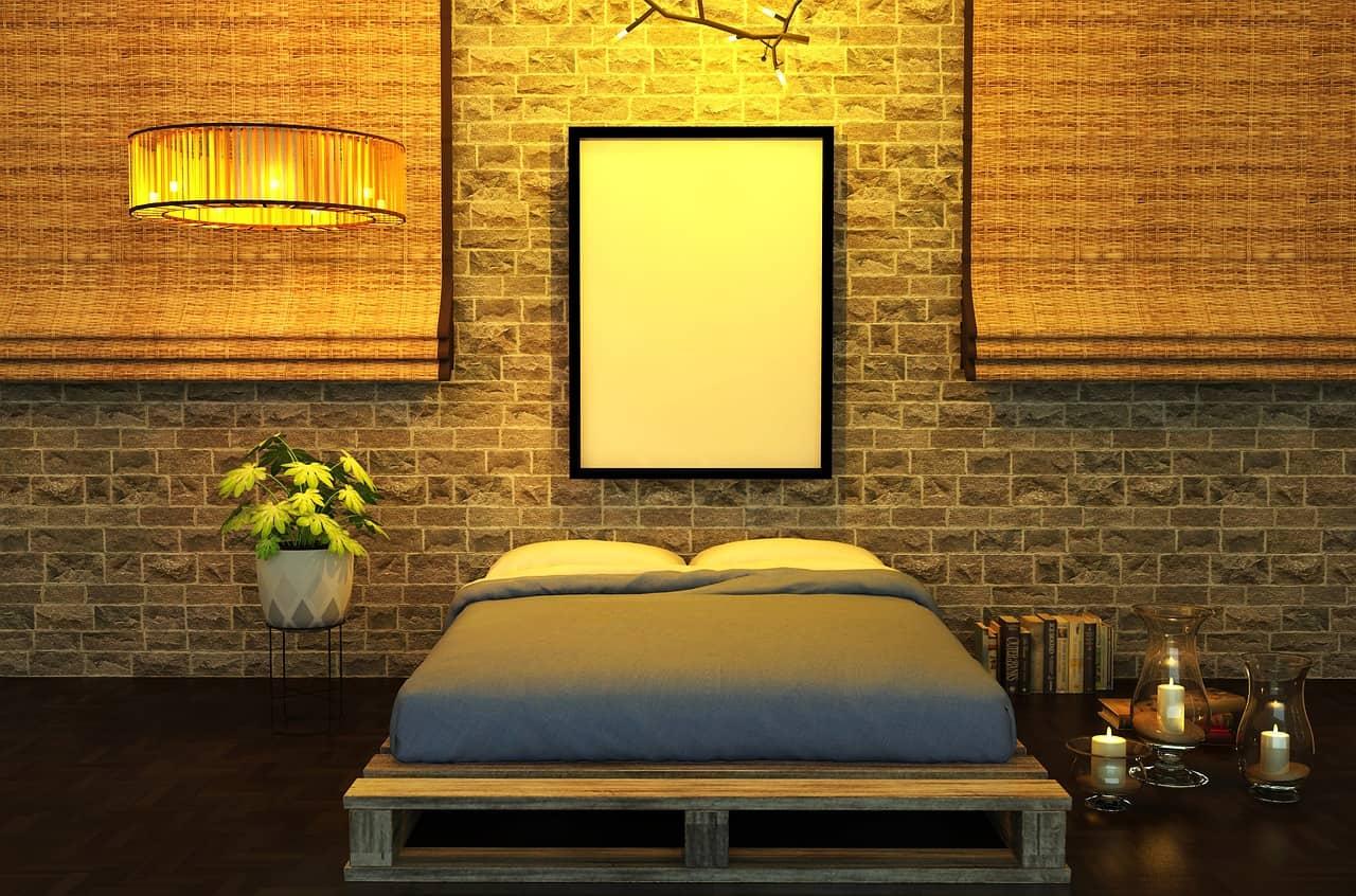 Zlatá a žltá farba rozžiaria vás domov