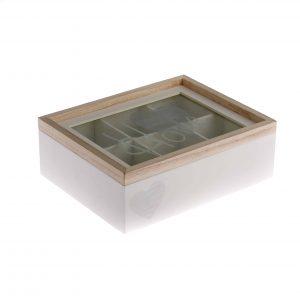 Krabička na čaj HOME