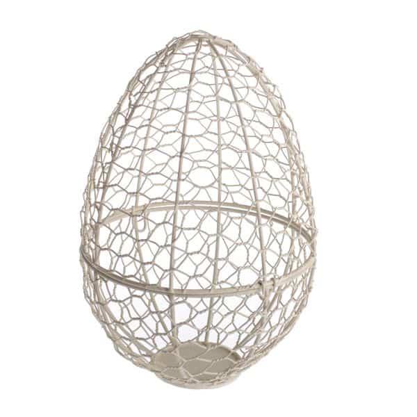 Košík v tvare vajca