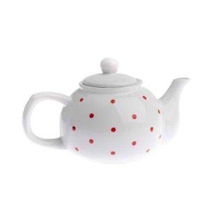 Čajník bodkovaný