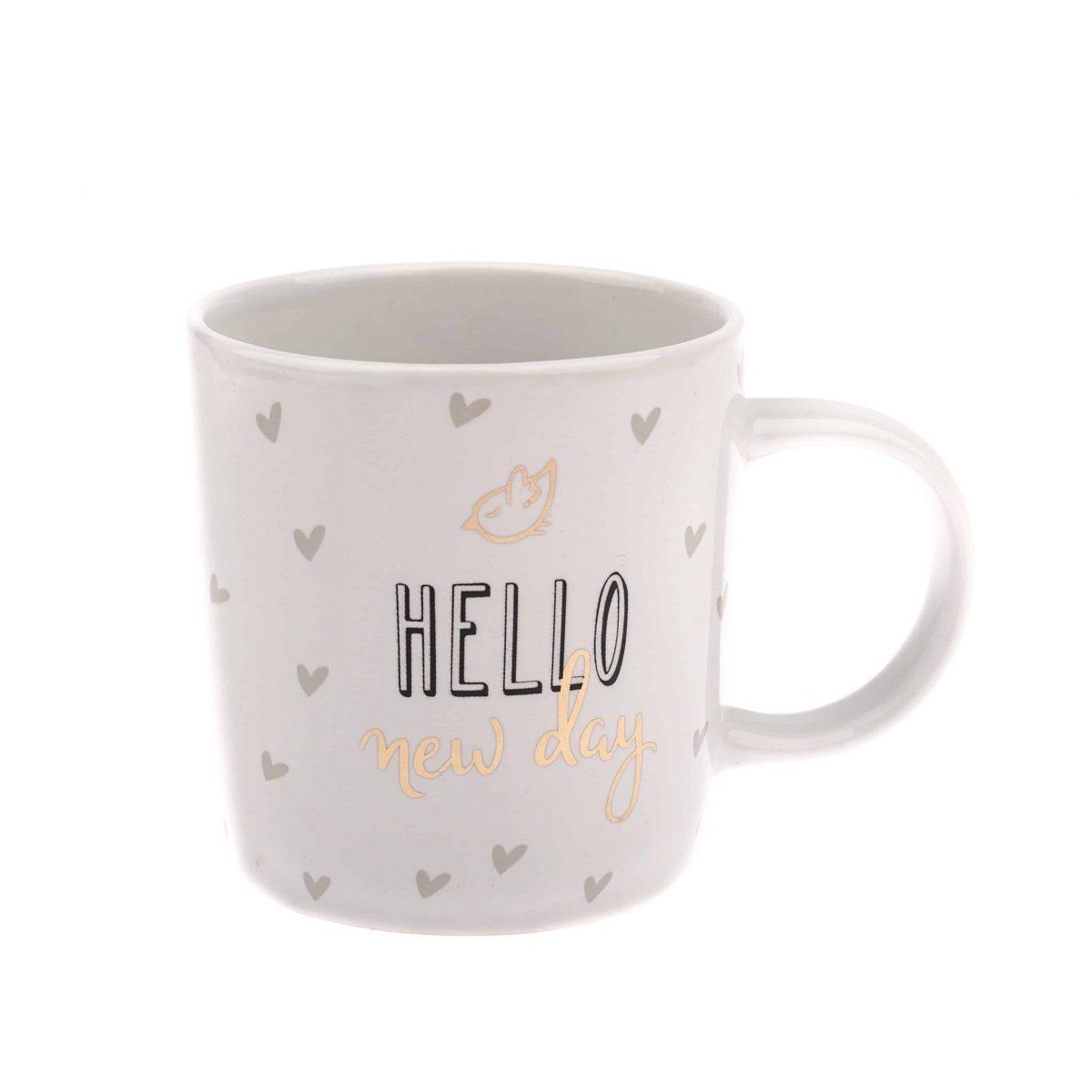 Hrnček Hello new day