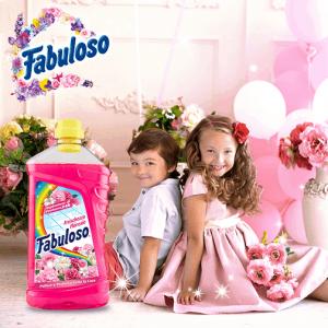 Univerzálny čistiaci prostriedok Fabuloso Freschezza Floreale 1 L