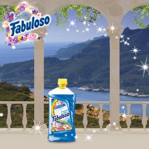Univerzálny čistiaci prostriedok Fabuloso Freschezza Marina 1 L