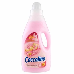 Coccolino aviváž Sensazione Seta 2,0 L 22 pracích dávok