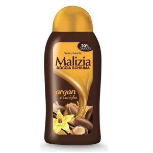 Malizia sprchový gél Argan e vaniglia 300 ml