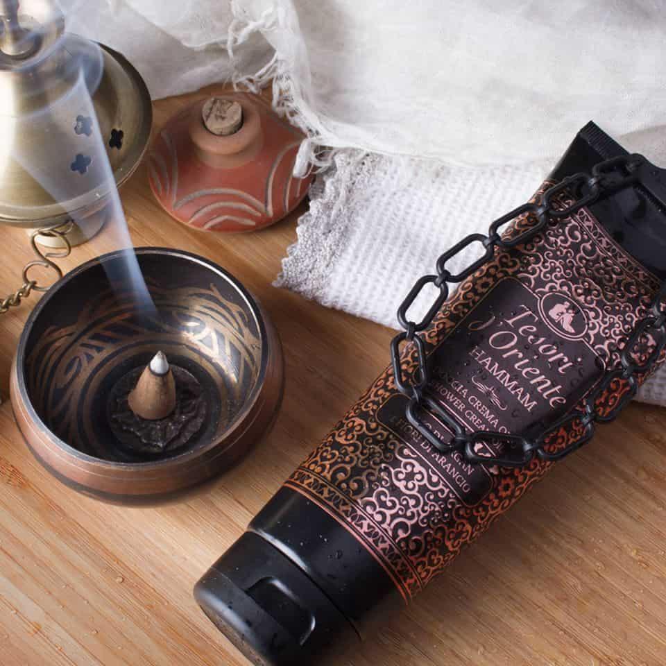 Sprchový gél Tesori d'Orient HAMMAM 250 ml