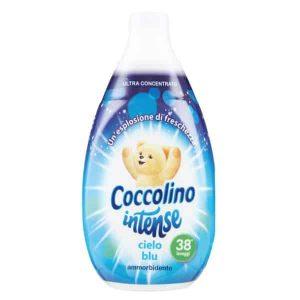 Coccolino aviváž Cielo Blu 570 ml 38 pracích dávok