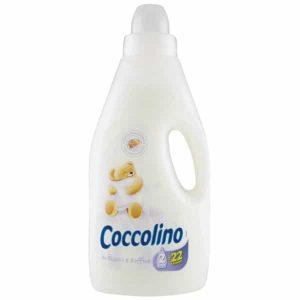 Coccolino aviváž Delicato e Soffice 2,0 L 22 pracích dávok
