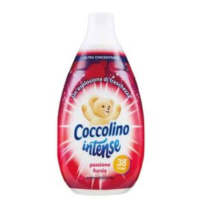 Coccolino aviváž Passione Fucsia 570 ml 38 pracích dávok