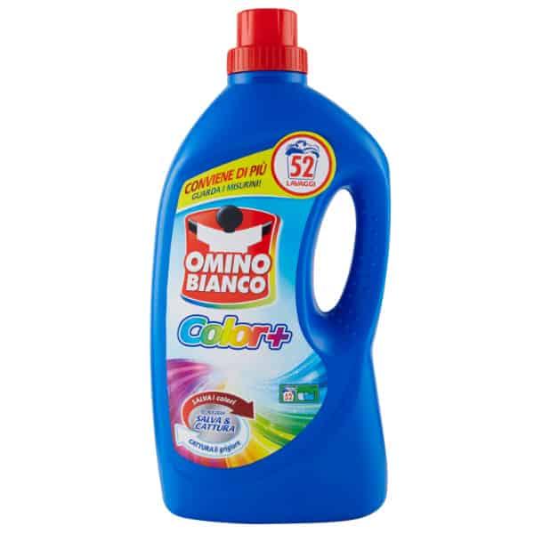 Gél na pranie Omino Bianco Color+ 2600 ml 52 pracích dávok