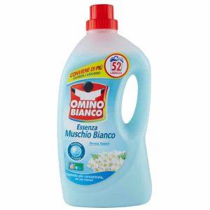 Gél na pranie Omino Bianco Essenza Muschio Bianco 2600 ml 52 pracích dávok