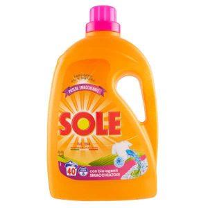 Gél na pranie SOLE Smacchiatori 2,0 l 40 pracích dávokGél na pranie SOLE Smacchiatori 2,0 l 40 pracích dávok