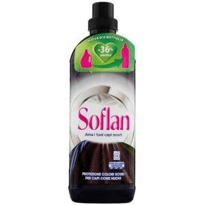 Gél na pranie Soflan Capi Scuri 900 ml 15 pracích dávok