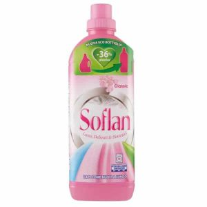 Gél na pranie Soflan Delicati 900 ml 15 pracích dávok