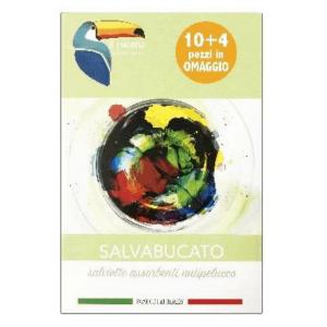 Obrúsky pohlcujúce farbu Salvabucato 14 ks