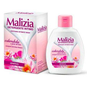 Tekuté intímne mydlo Malizia Calendula e Fiori di Loto 200 ml