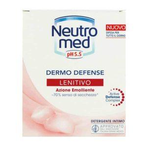 Tekuté intímne mydlo Neutromed Tollerabilità 200 ml