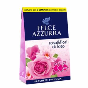 Vonný sáčok Felce Azzurra Rosa & Fiori di Loto