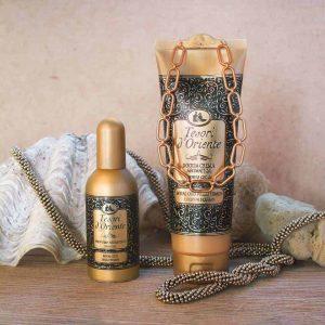 Sprchový gél Tesori d'Orient Doccia Crema Aromatica 250 ml