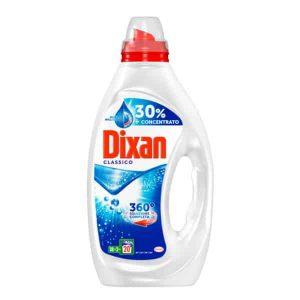 Gél na pranie Dixan Classico 1000 ml 20 pracích dávok
