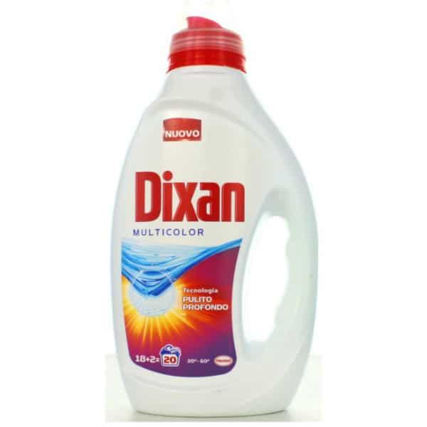 Gél na pranie Dixan Multicolor 1000 ml 20 pracích dávok
