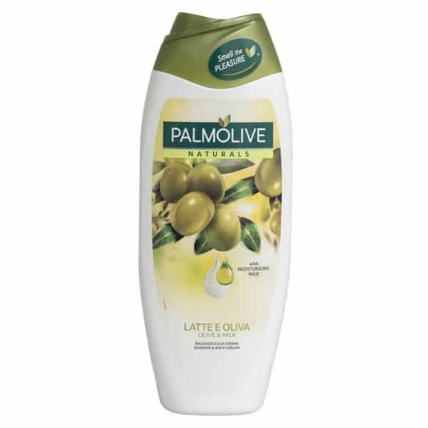 Sprchový gél PALMOLIVE Latte e Oliva