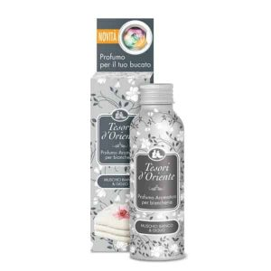 Tesori d'Orient parfém na prádlo Mushio Bianco & Giglio